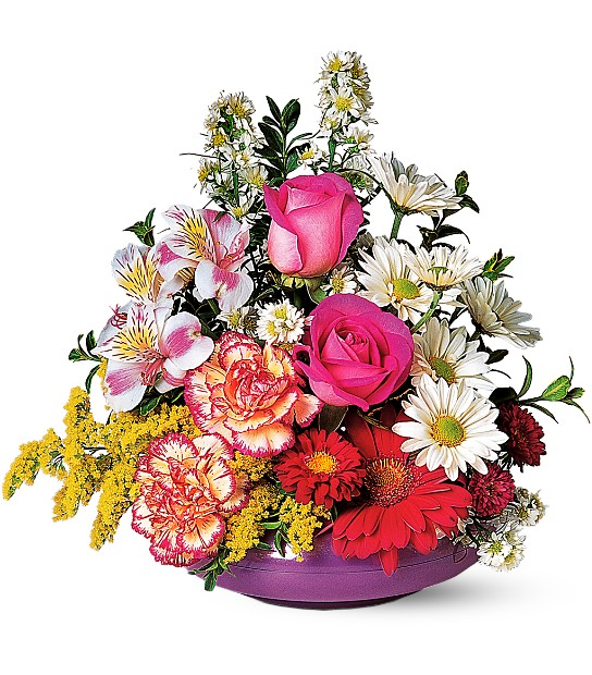 Everyday Flower Arrangements: Everyday Mixed Flower Bouquet TF11-3