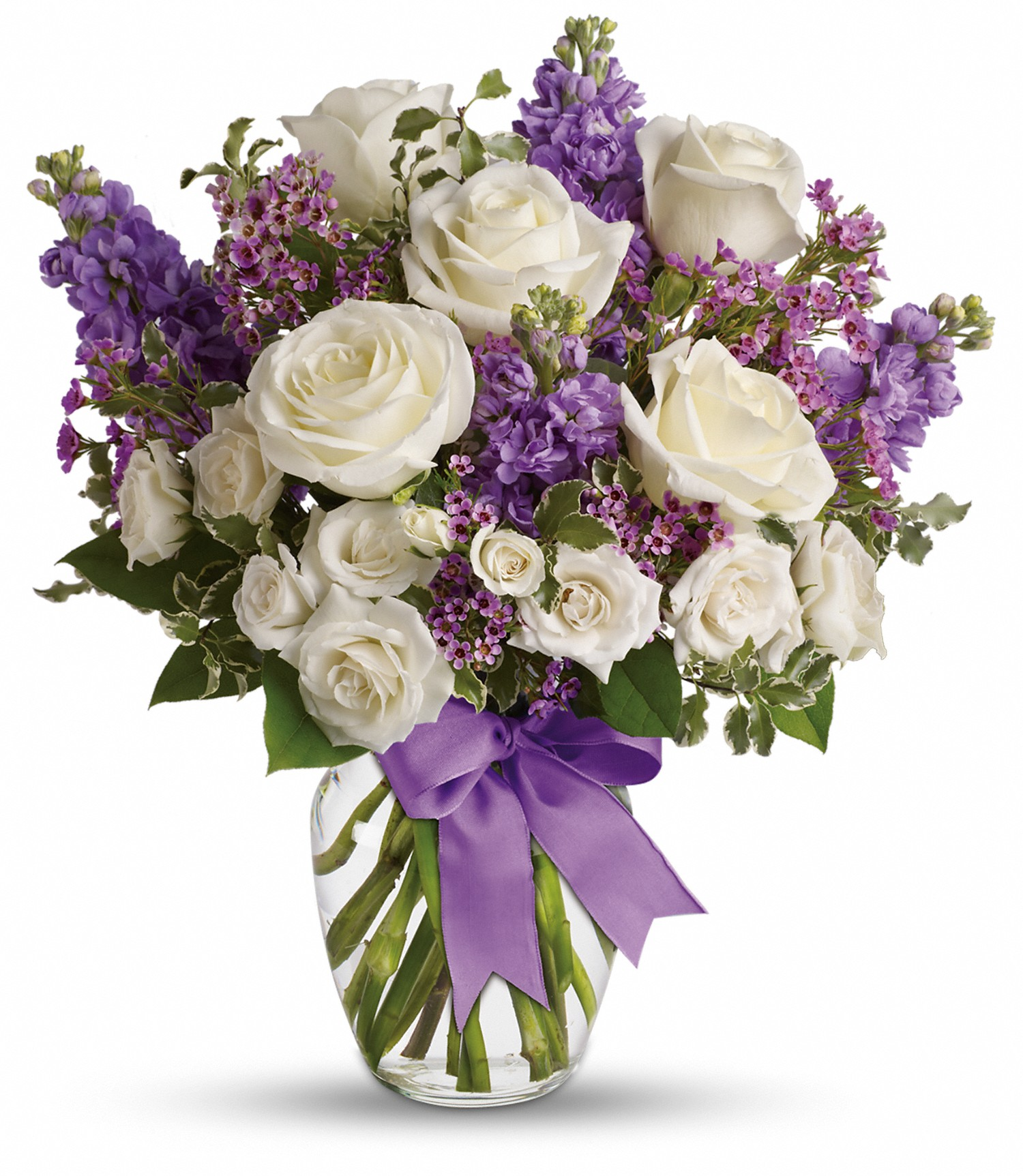 Standard Wedding Gift Amount: Everyday Flower Arrangements: Teleflora's Enchanted Cottage