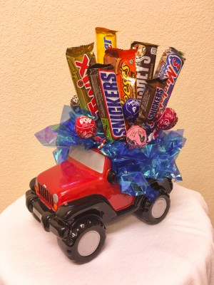 Jeep-Candy-Arrangment-Cheyenne-Wyoming