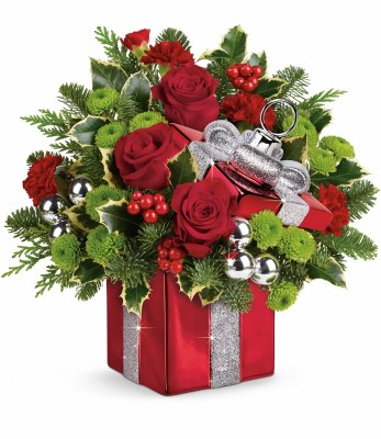 gift-wrapped-bouquet-flowers-florist-cheyenne-wyoming